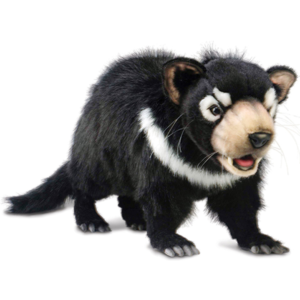 Standing Tasmanian Devil Reproduction By Hansa, 24'' -Affordable ...
