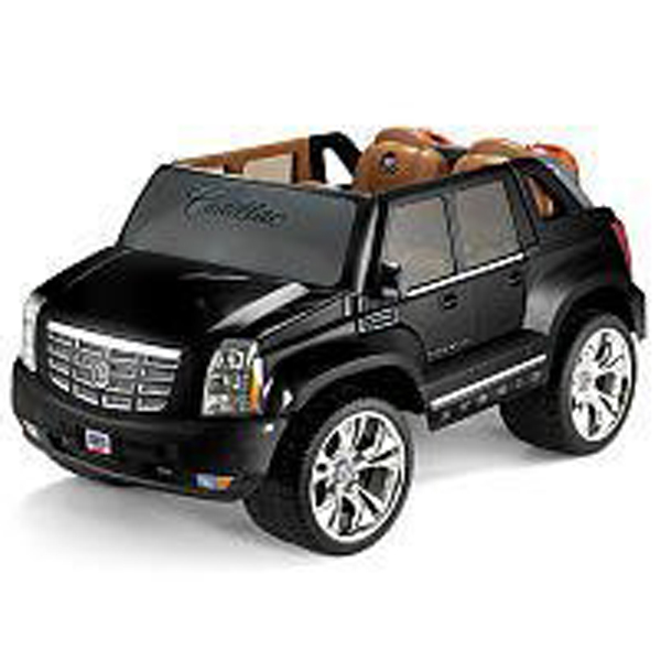 power wheels black cadillac escalade 2008 ebay. Cars Review. Best American Auto & Cars Review