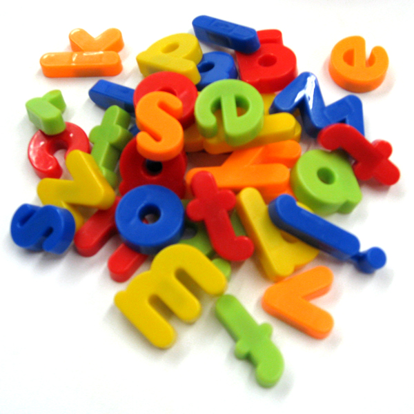 Image result for magentic letters