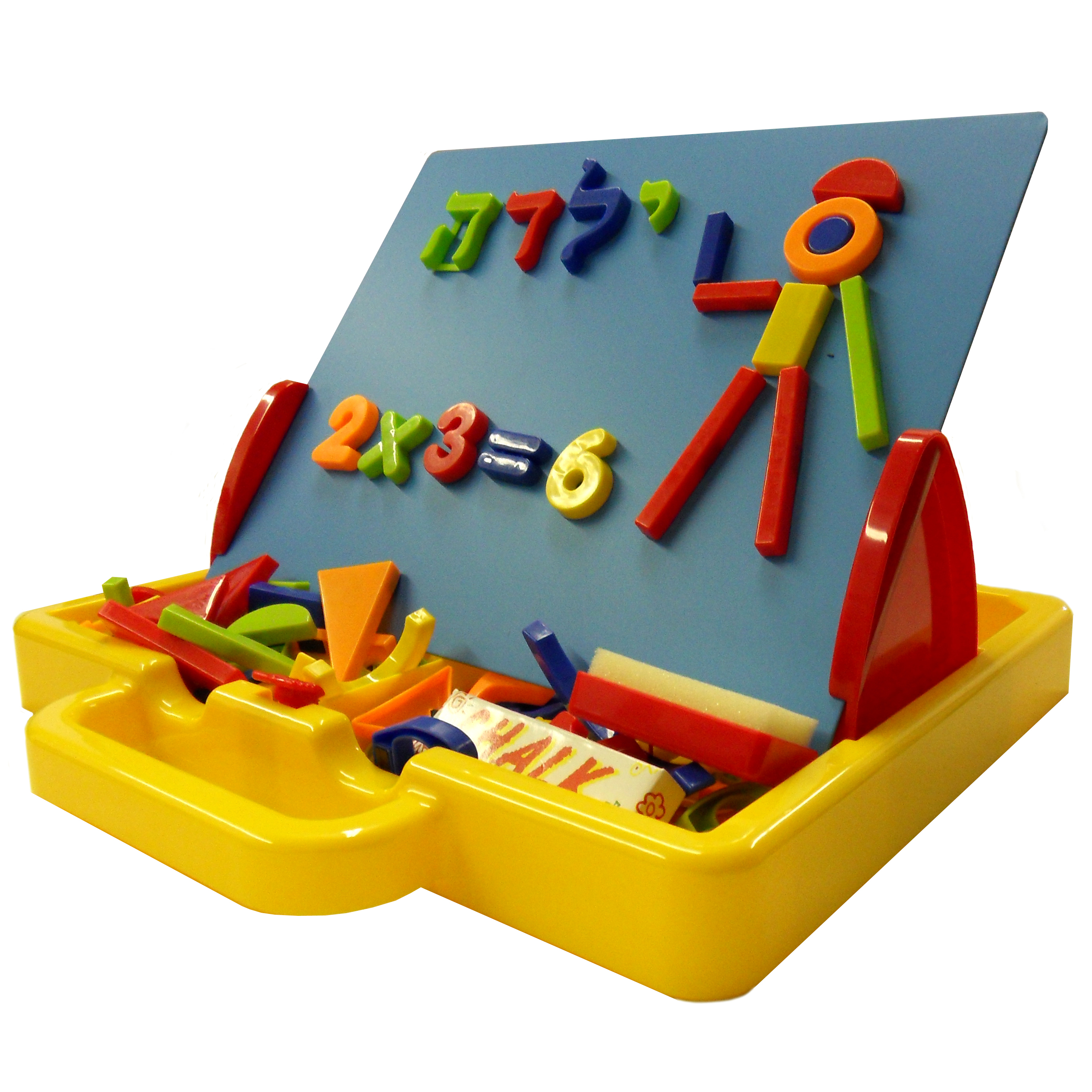 hebrew alef bet magnetic letters and chalk board With hebrew magnetic letters