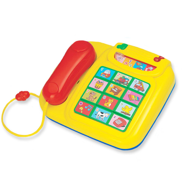 Megcos Interactive Musical Phone -Affordable Gift for your ...